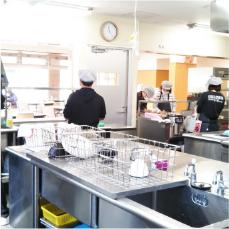 キッチンのお仕事1