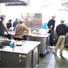 キッチンのお仕事2